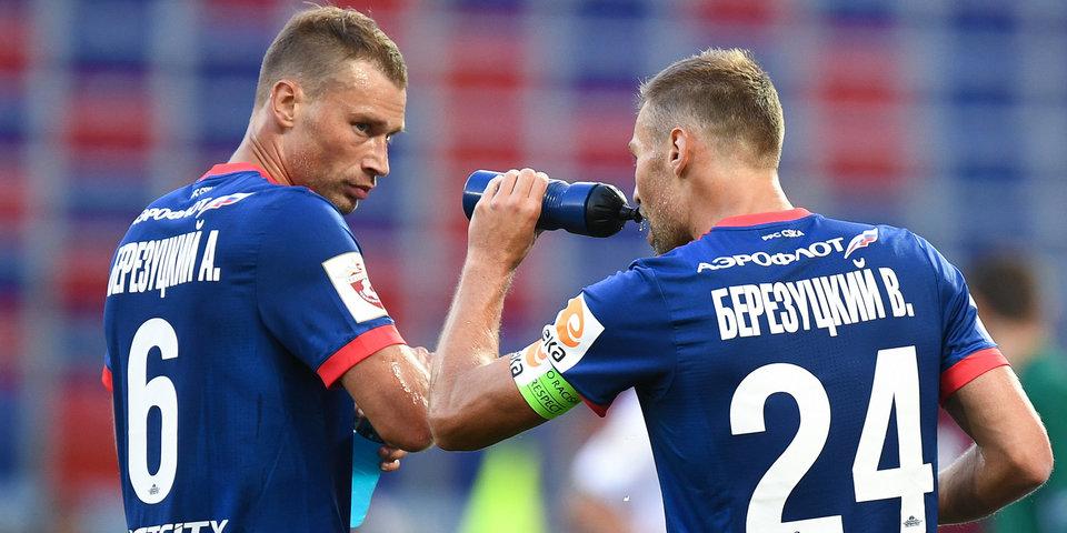 Братья Березуцкие не намерены возвращаться в сборную России