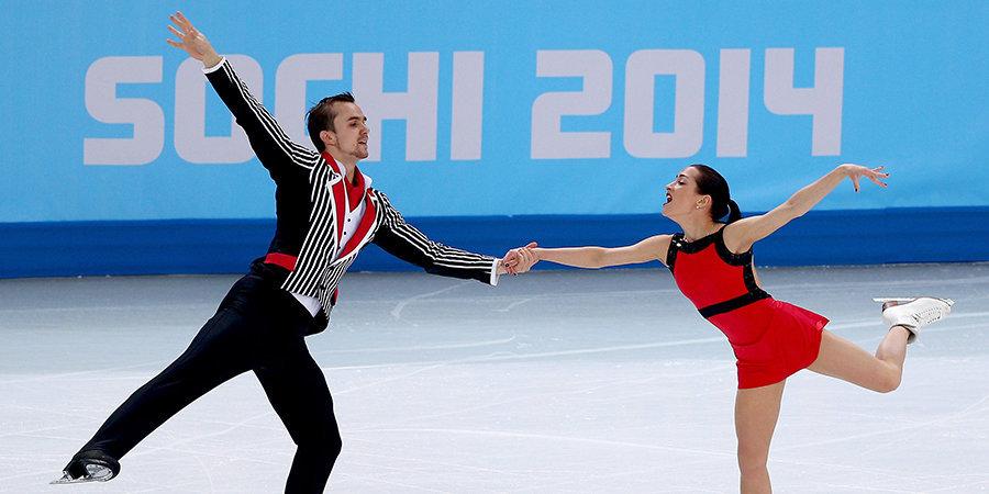 Такими партнершами не разбрасываются. Ксения Столбова вернулась в спорт – что в этом хорошего?