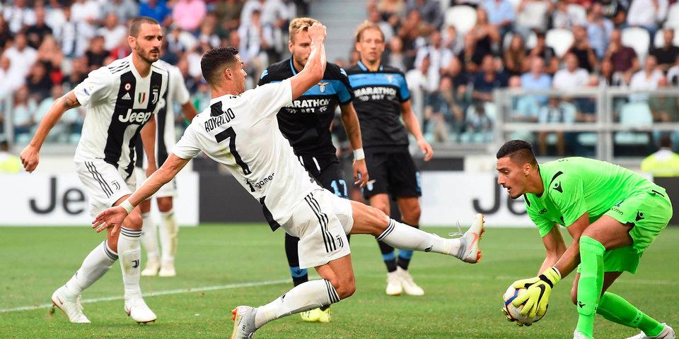 Массимилиано Аллегри: «Роналду – скромный парень, я доволен его вкладом в игру «Ювентуса»