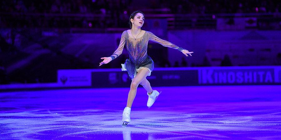 Тур ледового шоу с участием Медведевой отменен из-за коронавируса