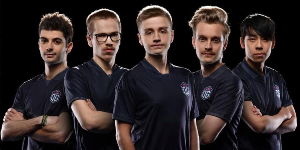 OG – победитель The International 2018