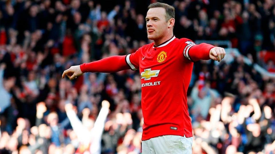 Руни обошел Чарльтона и стал лучшим бомбардиром в истории «Манчестер Юнайтед»
