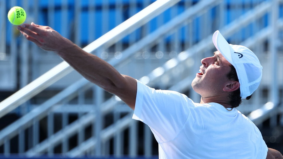 Карацев прокомментировал победу над Хуркачем на турнире в Сан-Диего