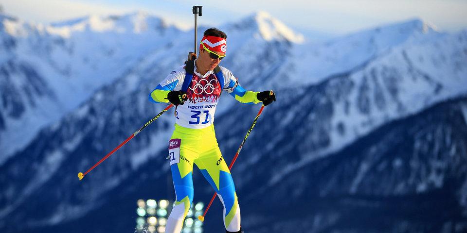 Бронзовый призер ОИ-2014 Грегорин дисквалифицирована на два года