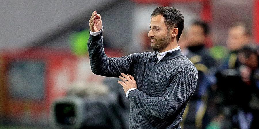 Доменико Тедеско: «Мы не заслуживали победу в игре с «Арсеналом»