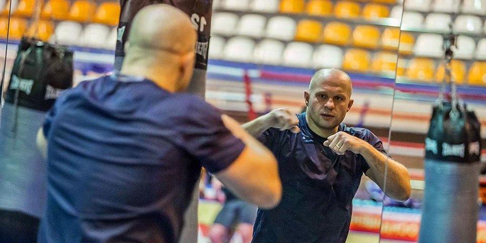 Федор Емельяненко: «Я и в поездках стараюсь тренироваться. В Макао ночью пробежал 10 километров»