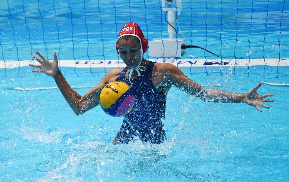 Голкипер сборной России признана лучшим вратарем ЧЕ-2020 по водному поло