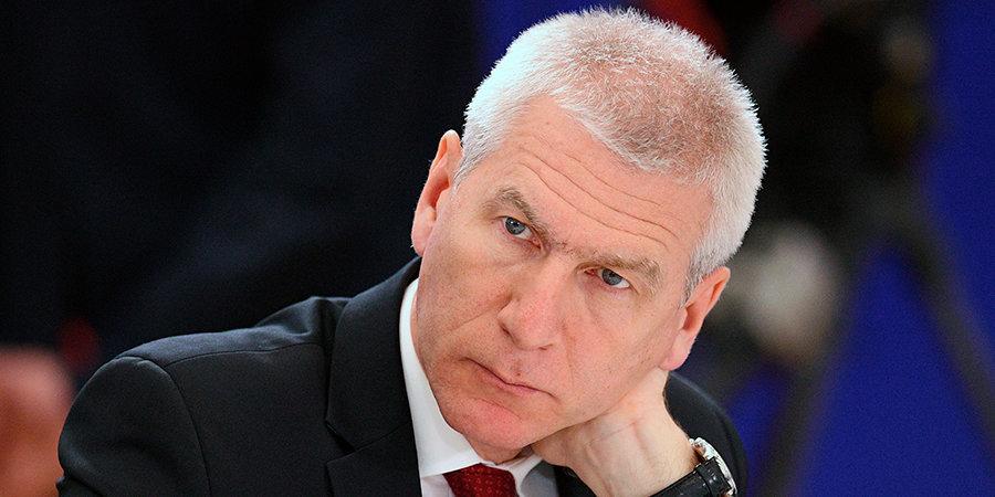 Матыцин в эфире «Матч ТВ» сообщил об отставке президиума ВФЛА
