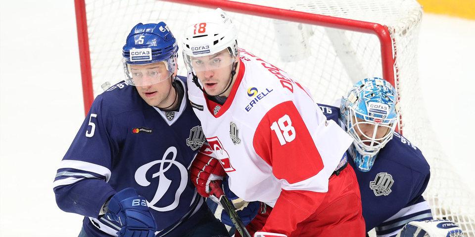 «Спартак» показал победу над «Динамо» в стиле известного сериала