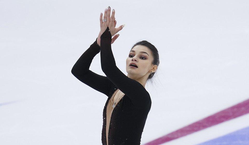 Софья Самодурова: «Хочу добить тройной аксель, я могу его сделать»