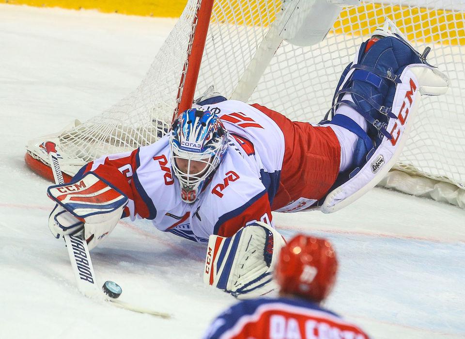 «Локомотив» переиграл «Югру» в Минске