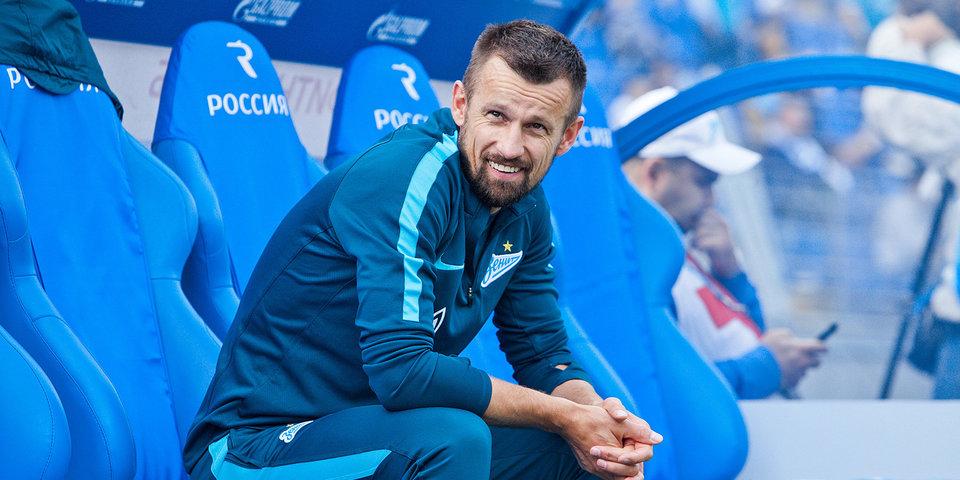 Валерий Шмаров: «С «Зенитом» может произойти то же самое, что и в прошлом сезоне»