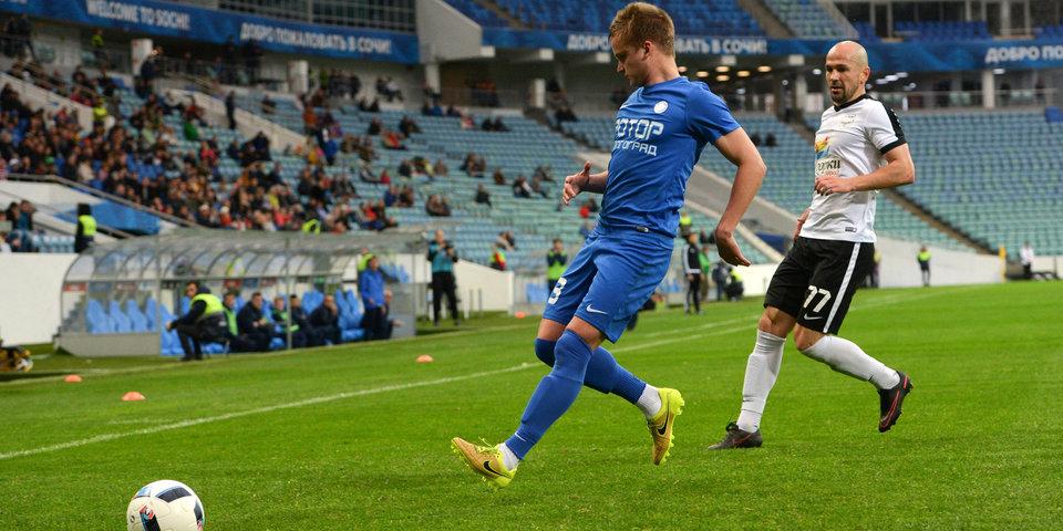 Есипов попрощался с игроками, но в «Роторе» ему дали еще один матч