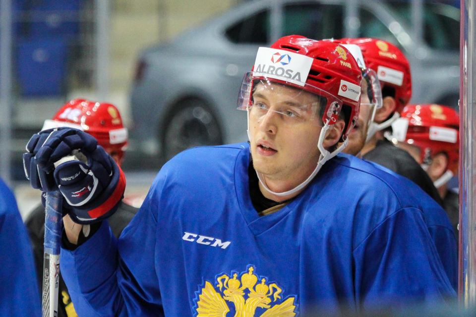 9 хоккеистов ЦСКА сыграют за олимпийскую сборную России на Кубке Германии