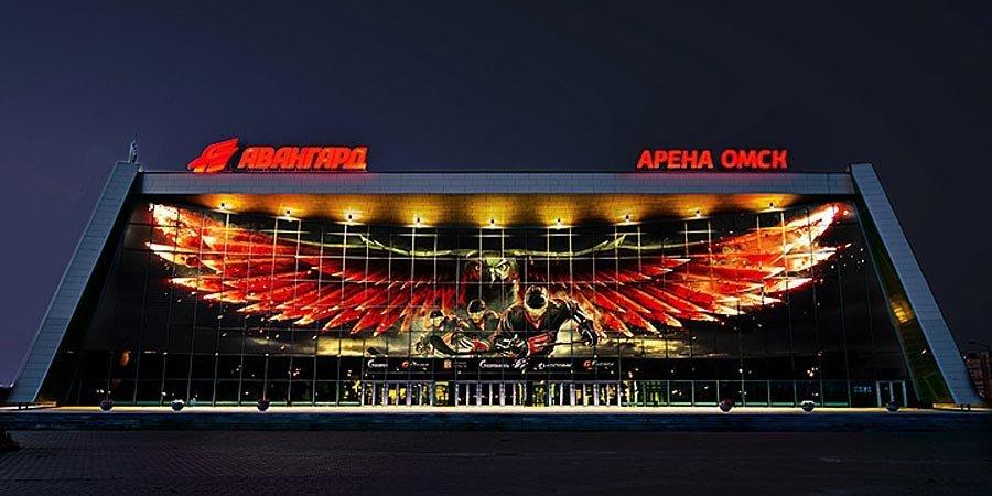 Строительство «Арены Омск» идет с опережением графика