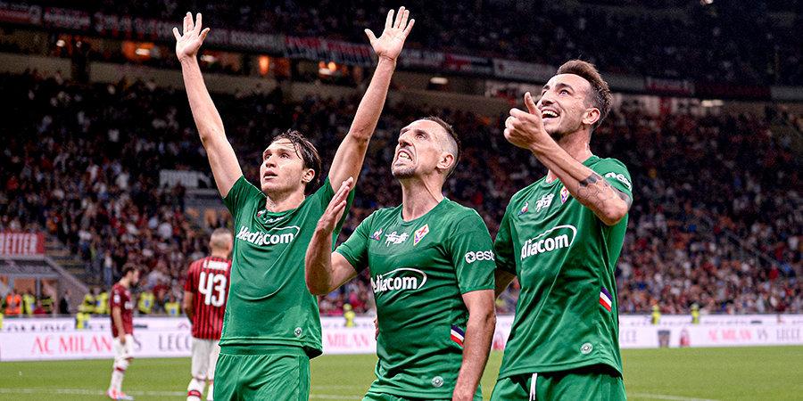 Кастровилли продлил контракт с «Фиорентиной»