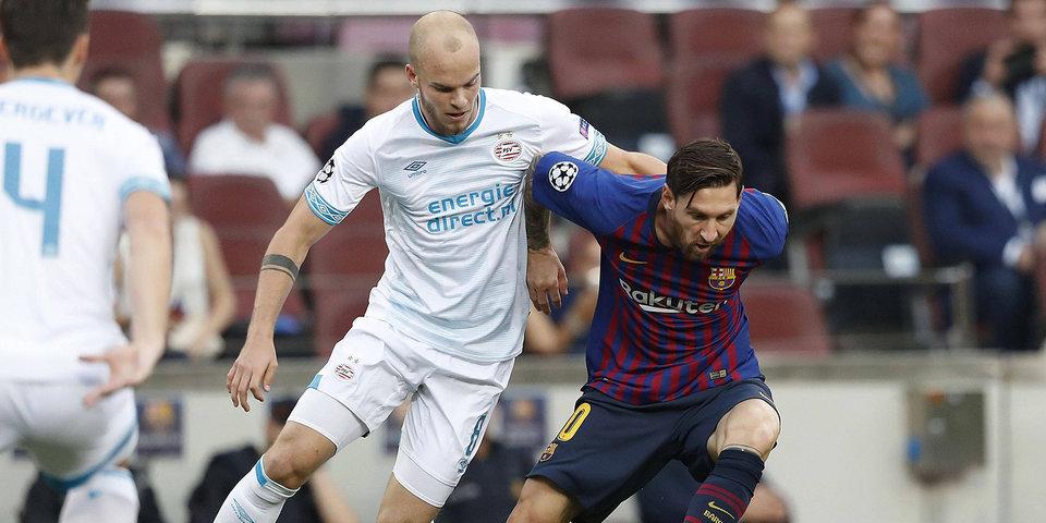 Марк ван Боммел: «В матче с «Барселоной» мы заслуживали большего»