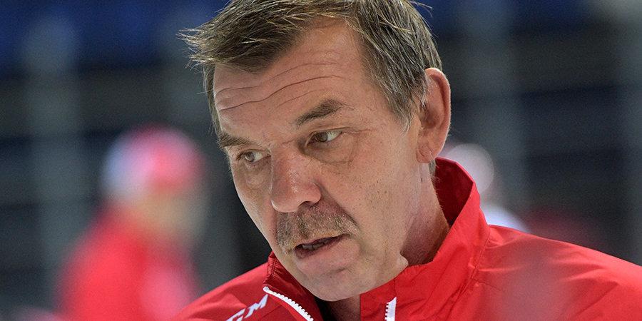 Олег Знарок: «Спартак» стал потихонечку «оживать», со временем мы улучшим свою игру»