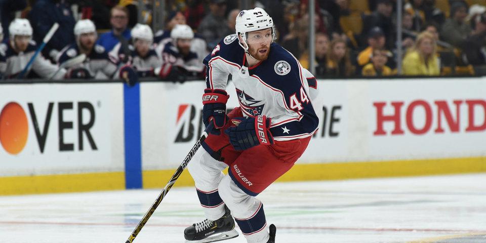 Владислав Гавриков: «Плей-офф НХЛ — лучшее, что может быть в хоккее»