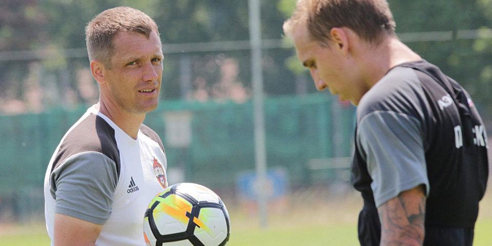 ЦСКА сыграет с «Анжи» в новом комплекте выездной формы
