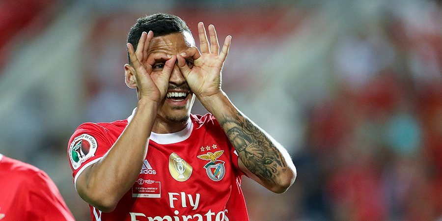 Португальский агент — о Чикинью, которым интересуется «Спартак»: «Это «собака» для середины поля, умеющая в нужный момент завершать атаки»