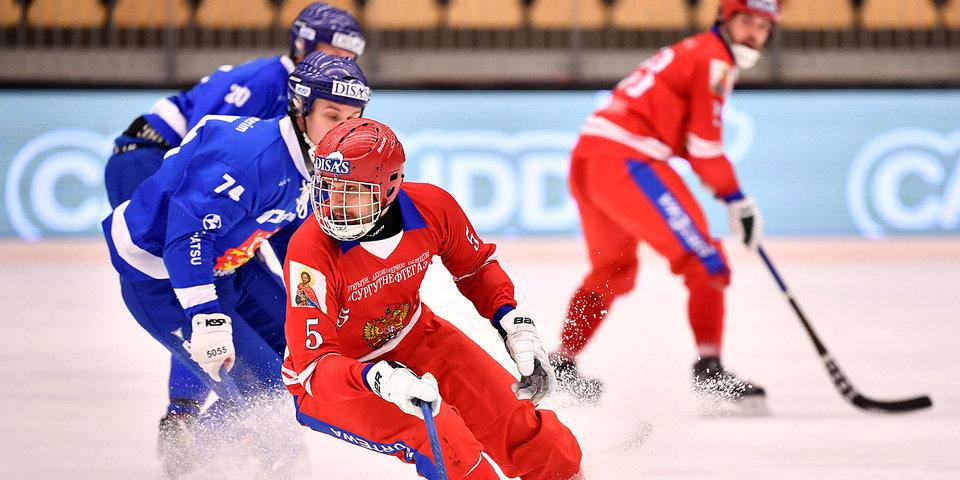 Россия в финале ЧМ по хоккею с мячом, Черышев против Месси, Головин и Роналду. Все трансляции субботы