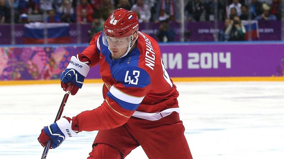 Ничушкин может вернуться в НХЛ в следующем году