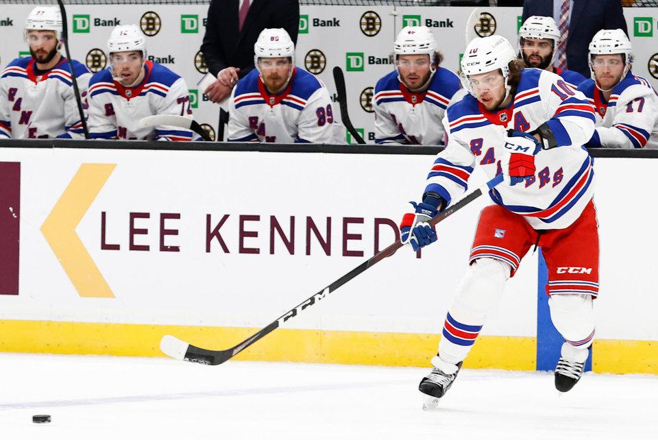 Артемий Панарин: «Бучневич — очень хороший игрок с большим хоккейным IQ»
