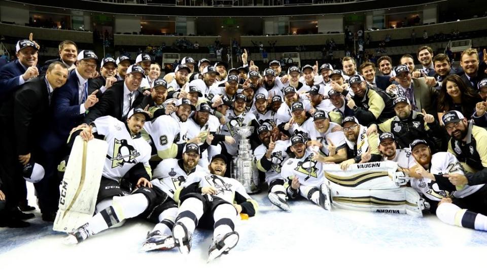 «Питтсбург Пингвинз» выиграл Кубок Стэнли