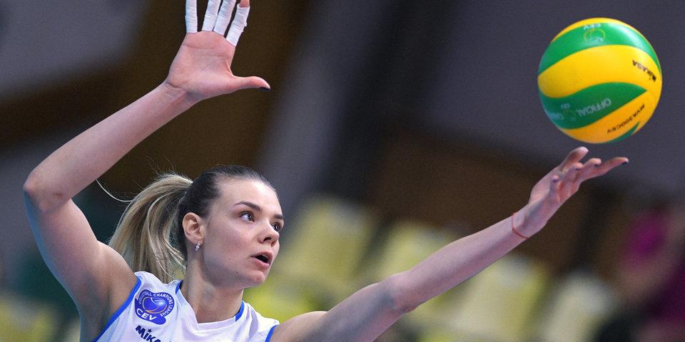 Всероссийская федерация волейбола приостановила все соревнования из-за коронавируса