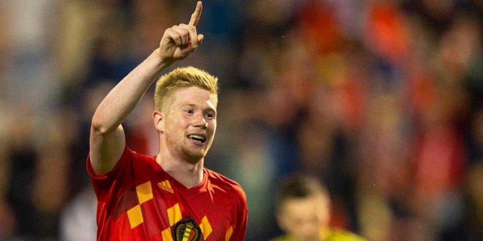 Бельгия первой назвала итоговую заявку на Евро. Черчесов сказал, что ее пора обыграть