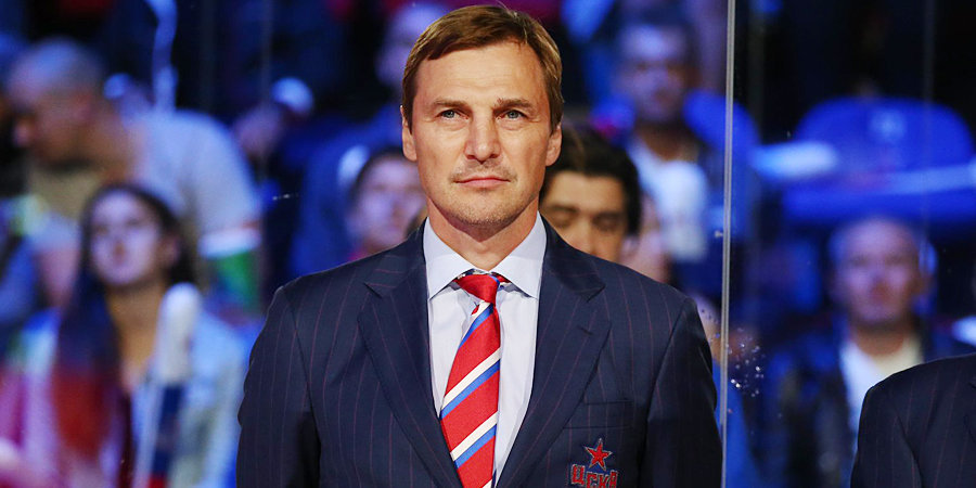 «Хоккей ЦСКА должен быть азартным и быстрым, с давлением по всей площадке». Эксклюзив «Матч ТВ» с Сергеем Федоровым
