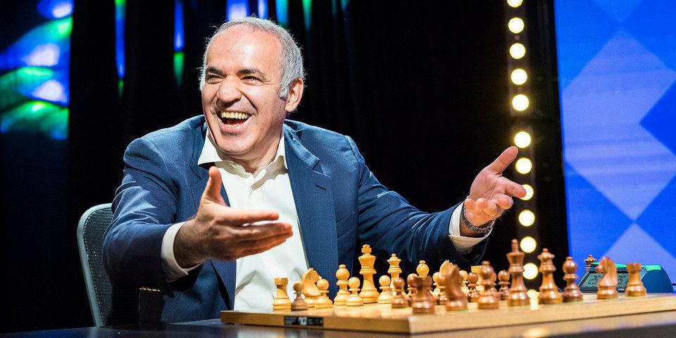 Каспаров сыграл вничью с Карякиным спустя 12 лет после завершения карьеры