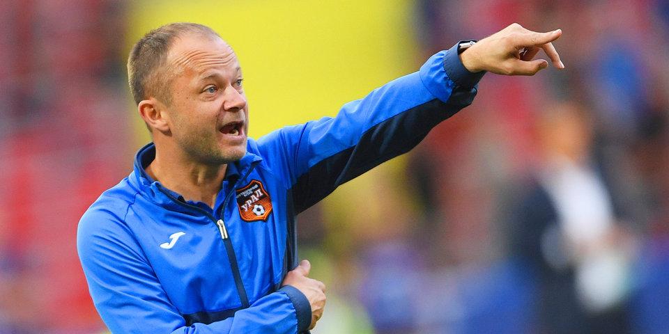 Дмитрий Парфенов: «Погода в матче с «Оренбургом»? В таких условиях еще целый месяц играть»