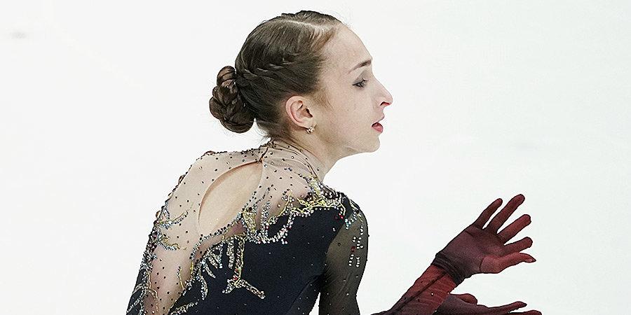 Шульская пропустит чемпионат России по фигурному катанию