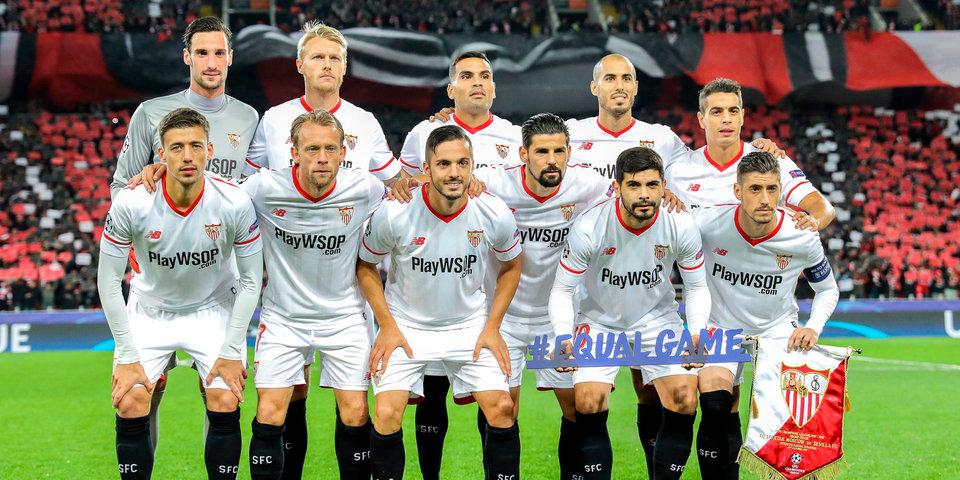 «Севилья» добилась минимальной победы в Чехии, «Селтик» сыграл вничью с литовским клубом