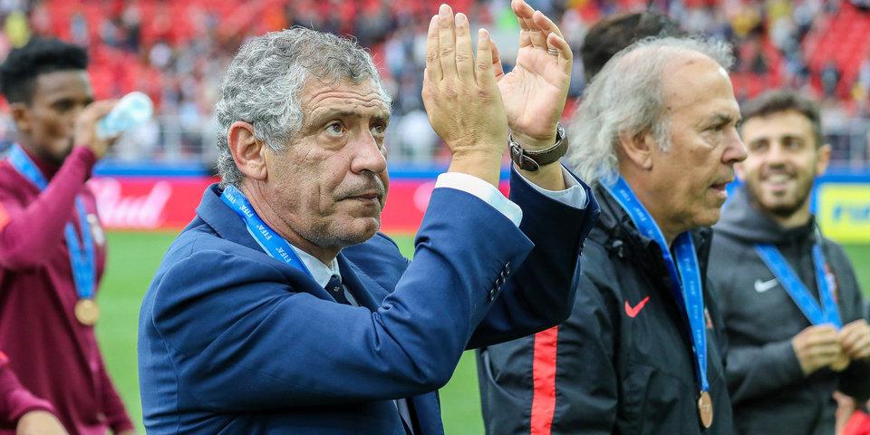 Фернанду Сантуш: «Нам нельзя расслабляться в матче со сборной Марокко»