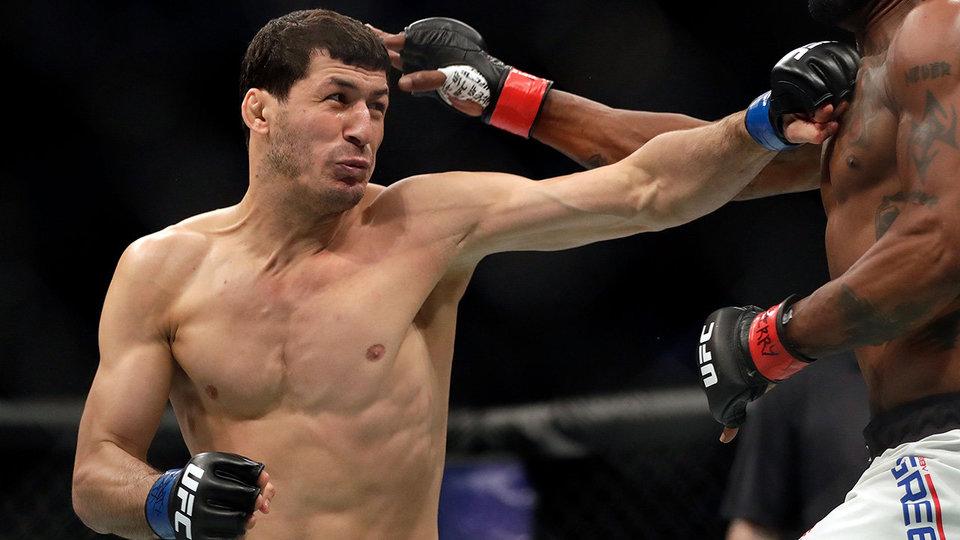 Магомедов не будет подписывать новый контракт с UFC
