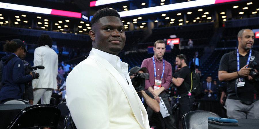 Уильямсон заработает около 44 миллионов долларов за первые четыре сезона в НБА