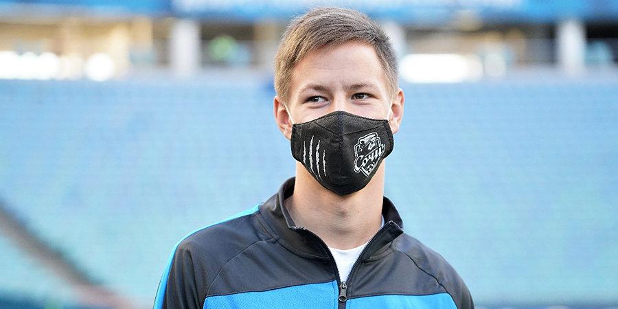 «Ростов» выкупил у «Зенита» Прохина и отдал игрока в аренду «Сочи»