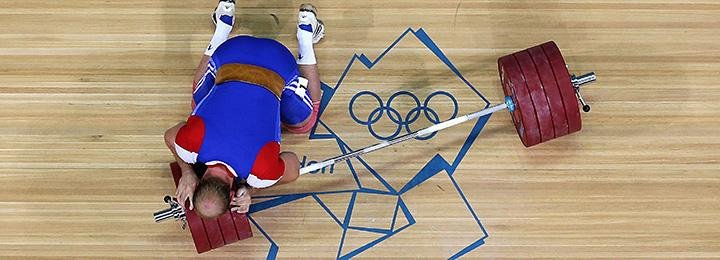 Российских тяжелоатлетов не будет в Рио. Почему?