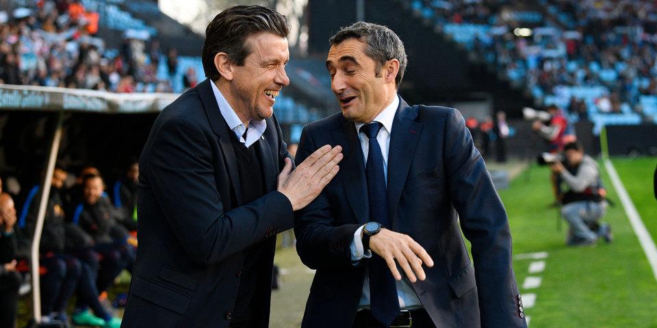В стартовом составе «Барселоны» не оказалось ни одного воспитанника клуба. Впервые за 16 лет