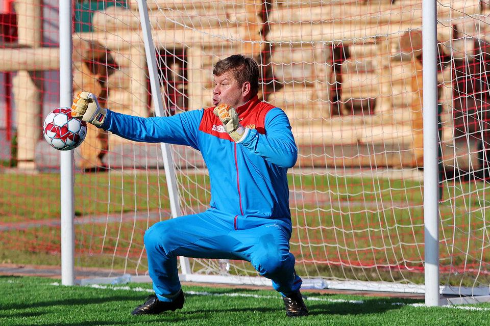 Дмитрий Губерниев: «Я готов помогать сборной России. Жду от Черчесова приглашения на тренировку»