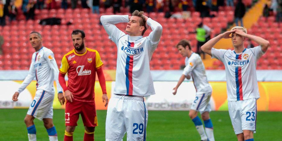 Кому не нужен ЦСКА, «растрата» в «Уфе» и каминг-аут Трахтенберга. Пять вопросов по итогам тура