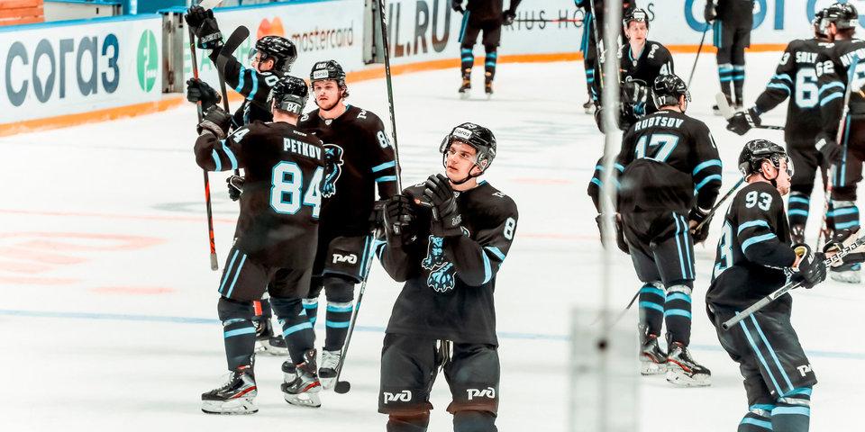 «Сочи» одержал четвертую победу над рижским «Динамо» в сезоне, Шмелев набрал три очка