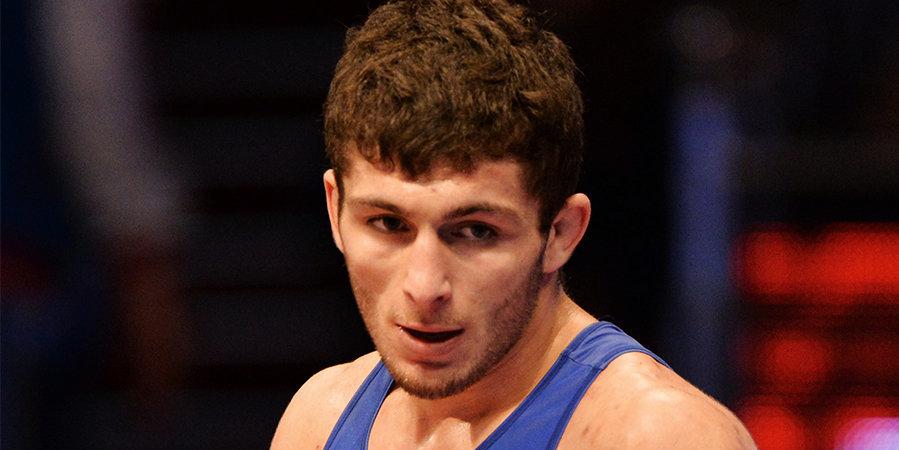Локьяев стал чемпионом Европы по греко-римской борьбе