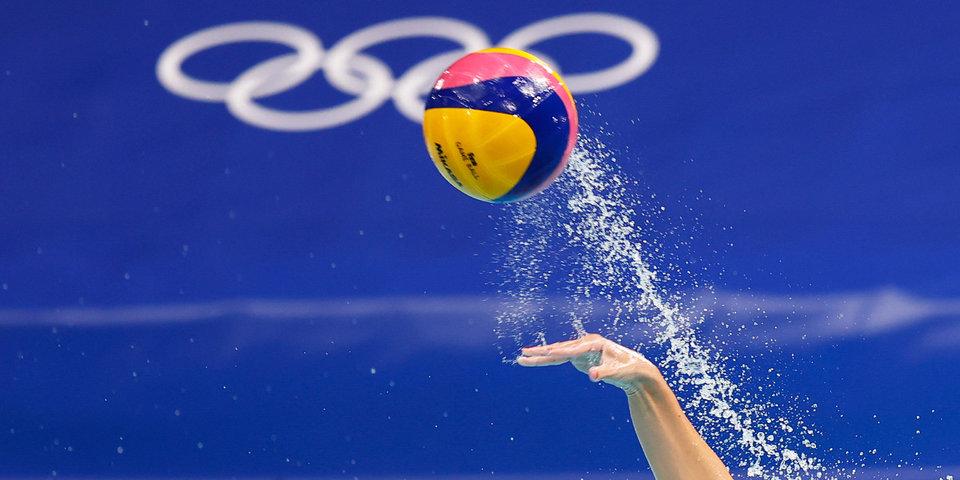 Российские ватерполистки вышли в полуфинал Олимпиады