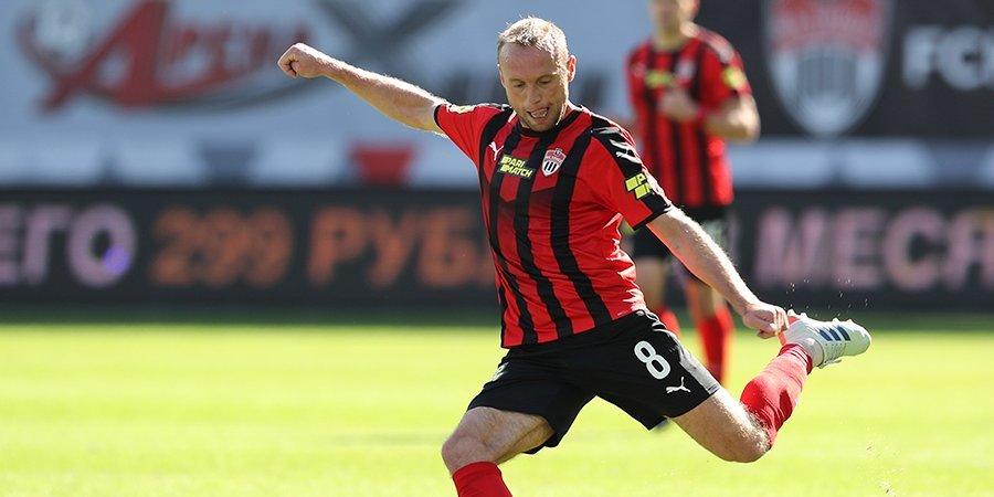 Терюшков объяснил, чем вызвана задержка в подписании контракта «Химок» с Глушаковым