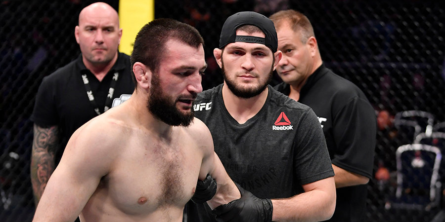В UFC стоит очередь из российских бойцов. Но контракты получает только команда Хабиба