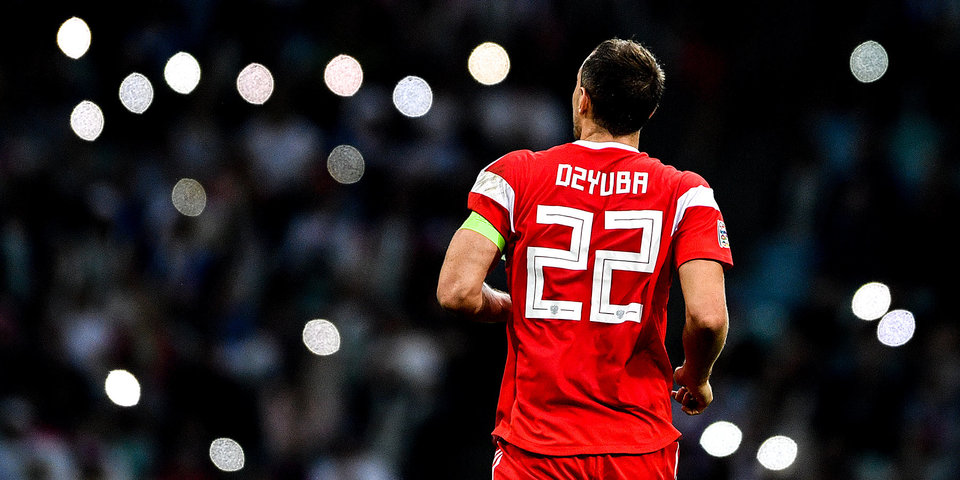 Виктор Классон: «В сборной России выделю Дзюбу. Он очень мощный нападающий»